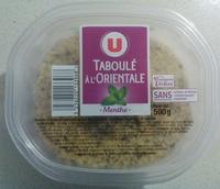 Taboulé à l'Orientale - Product - fr
