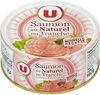 Saumon au naturel sans peau et sans arête - Product