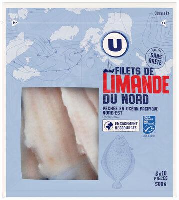 Filet de limande du Nord MSC - Product - fr