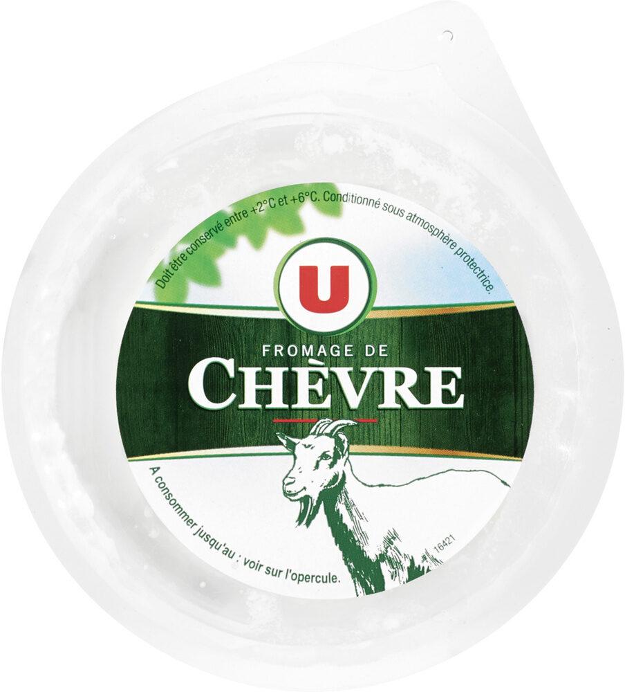 Fromage frais au lait pasteurisé de chèvre 12%MG - Product - fr