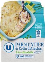 Parmentier de poisson - Product - fr