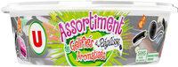 Assortiment de gélifiés et réglisse aromatisés - Produit - fr