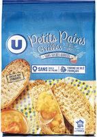 Petits Pains grillés au blé complet sans sucre ajouté - Product - fr