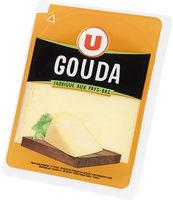Gouda au lait pasteurisé 30%MG - Product