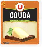 Gouda au lait pasteurisé 30%MG - Produit - fr