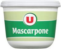 Mascarpone au lait pasteurisé - Product - fr