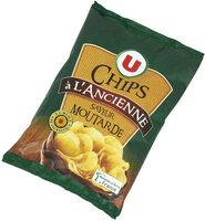Chips à l'ancienne saveur Moutarde - Produit