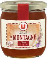 Miel de montagne corsé - Produit - fr