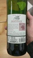 Vin rouge AOC Madiran La Croix Pardillac - Ingredients - fr