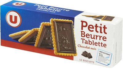 Petit Beurre Tablette Chocolat noir - Produit