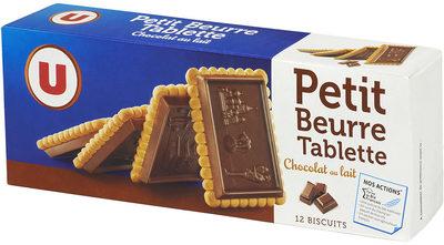 Petit Beurre Tablette Chocolat lait - Produit