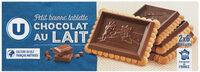 Petit Beurre Tablette Chocolat lait - Product - fr