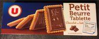 Petit Beurre Chocolat au lait - Produit - fr