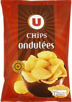 Chips ondulée - Prodotto - fr