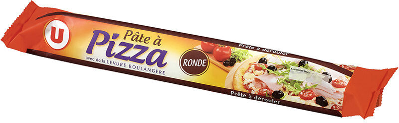 Pâte à pizza - Product - fr