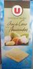 Chocolat blanc Noix de Coco Amandes - Product