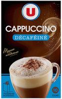 Cappuccino décaféiné - Product