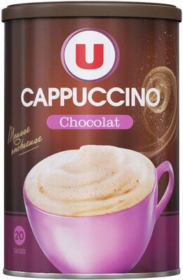 Cappuccino saveur chocolat - Produit - fr