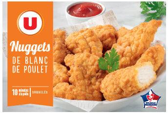 Nuggets de blanc de poulet - Product - fr
