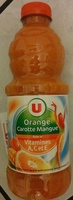 Orange Carotte Mangue - Product