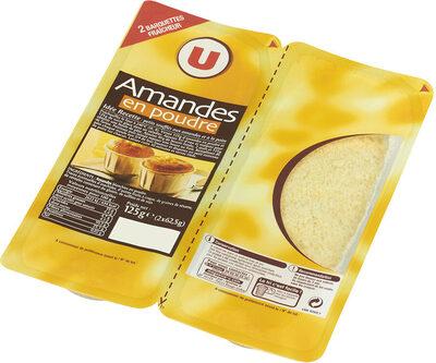 Amande en poudre - Product