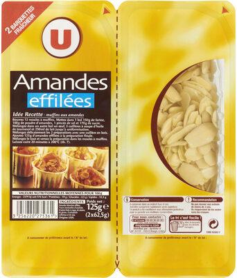 Amande effilée - Prodotto - fr