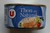 Thon  au Naturel - U - Product