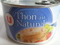 Thon albacore au naturel - Product - fr
