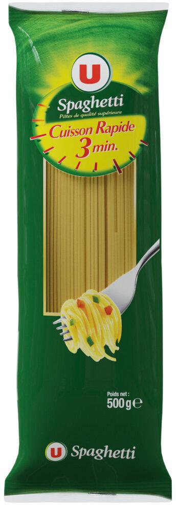 Spaghetti cuisson rapide - Produit