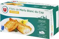 Filets de merlu blanc meunière - Produit