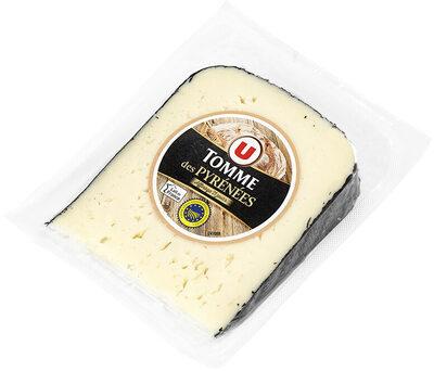 Tomme des Pyrénées lait pasteurisé 28% de MG - Product