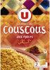Graines de couscous aux épices - Product