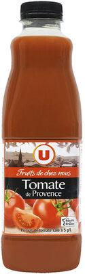 """Jus tomate de Provence """"fruits de chez nous"""" - Product"""
