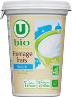Fromage frais Nature - Product - fr