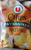 Chips nature - Paysannes - Product