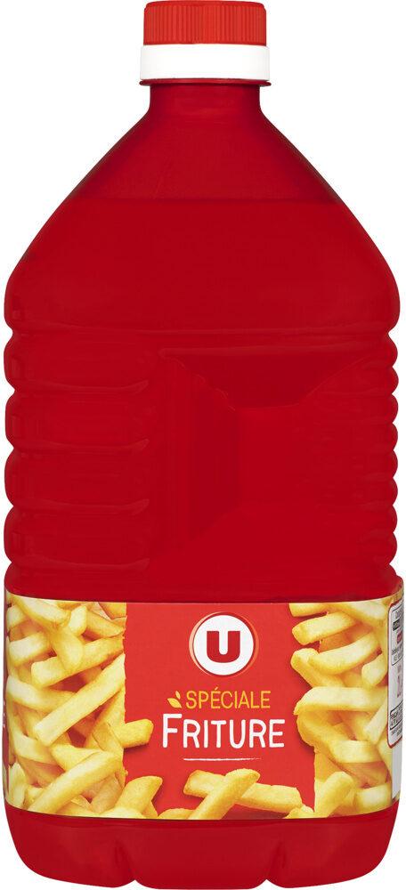 Spécialité huile pour friture nouvelle formule - Produit - fr