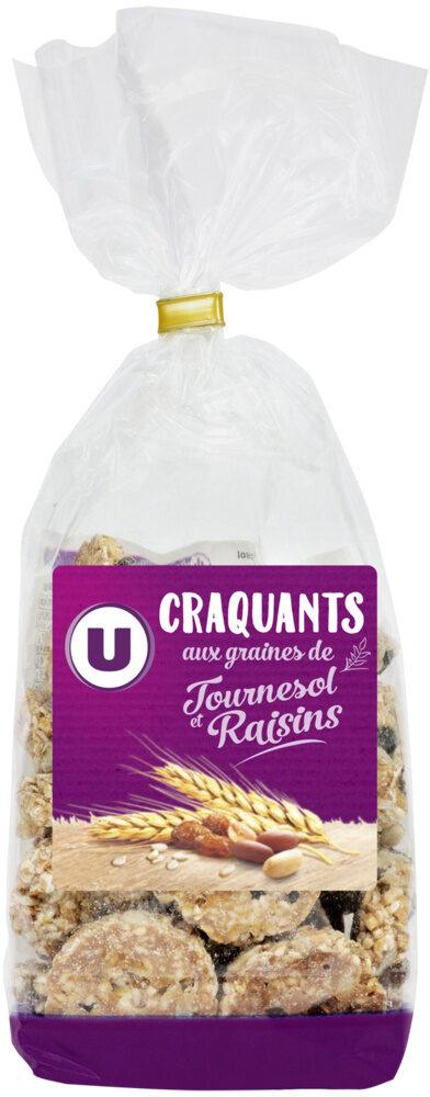 Craquants aux céréales - Product - fr