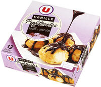 Profiteroles - Product