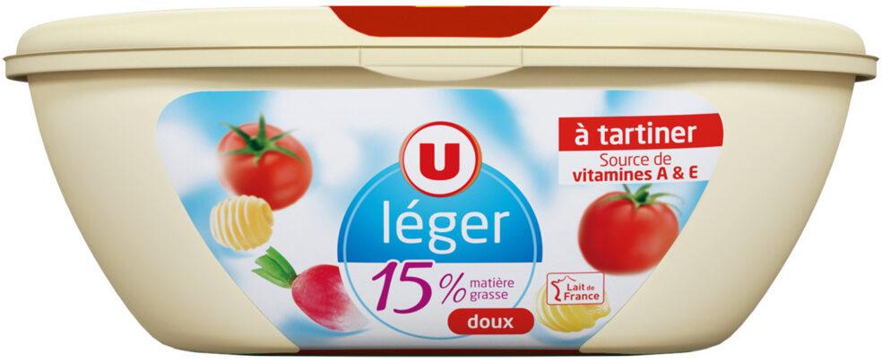 Matière grasse laitière légère doux 15%MG - Product - fr