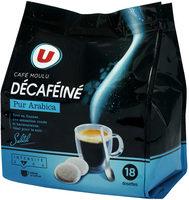 Café arabica décaféiné - Product - fr