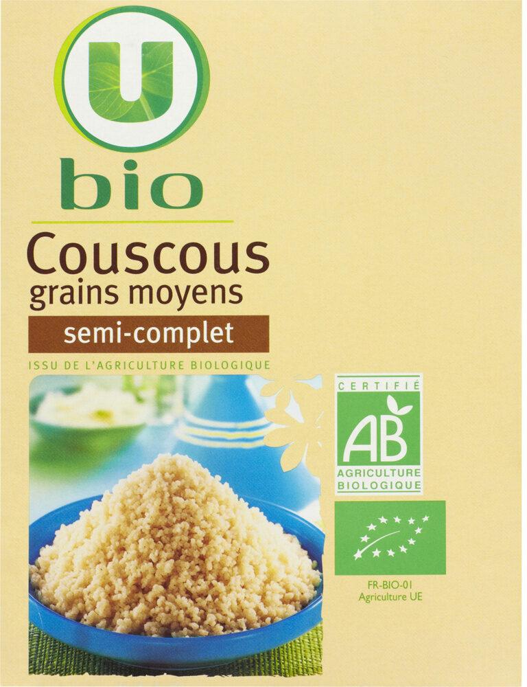 Couscous semi-complet - Produit - fr
