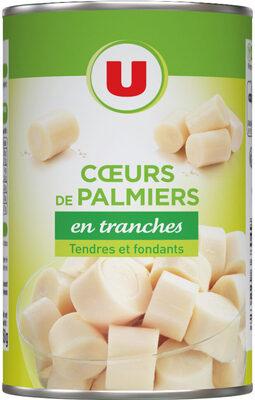 Coeurs de palmier en rondelles - Produit - fr