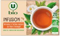 Infus.Verveine à l'arôme naturel de fleur Oranger - Product - fr