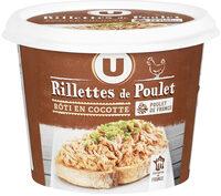 Rillettes de poulet rôti - Produit