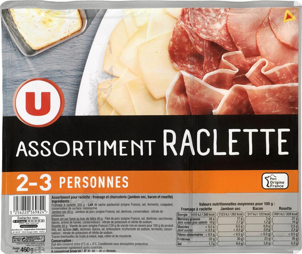 Plateau raclette - Produit - fr
