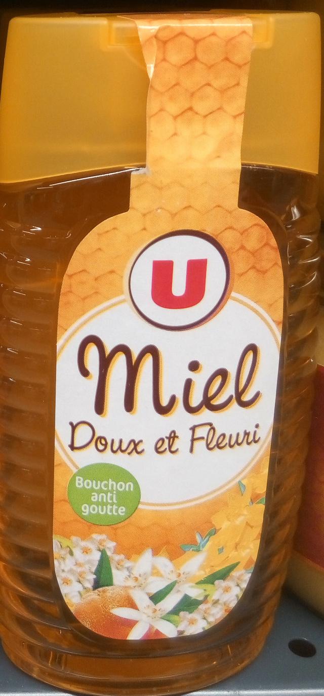 Miel doux & fleuri - Product