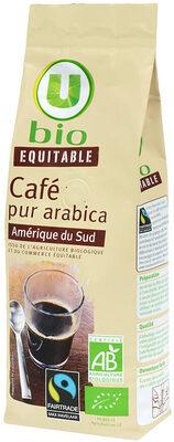 Café moulu Amérique du Sud Max Havelaar - Product - fr