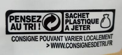 Muesli croustillant aux 4 noix - Instruction de recyclage et/ou informations d'emballage - fr