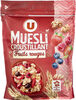 Muesli croustillant aux fruits rouges - Product