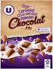 Céréales chocolatées fourrées chocolat - Produit